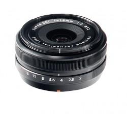 Fuji XF 18mm, 2 R