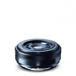 Fuji XF 27mm, 2,8 schwarz