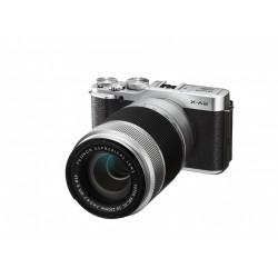 Fuji X-A2 XC 16-50 3,5-5,6 OIS+50-300 schwarz/silber