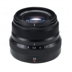 Fuji XF 35mm, 2,0 R WR