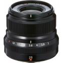 Fuji XF 23mm 2,0 WR schwarz