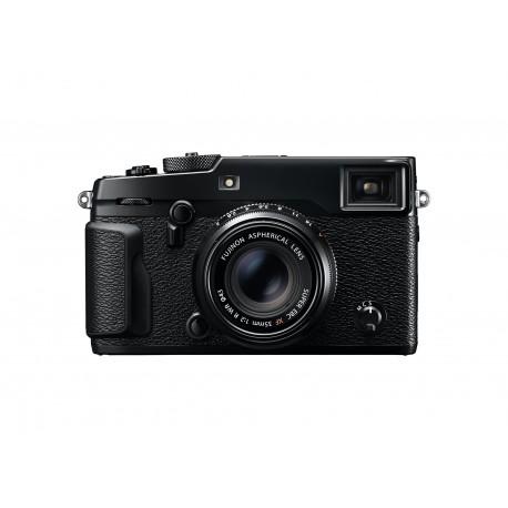 Fuji X-Pro2 schwarz XF 35 2,0