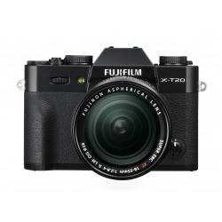 Fuji X-T20 XT 18-55 schwarz