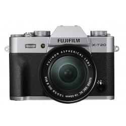 Fuji X-T20 XC16-50 II silber