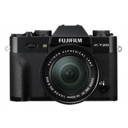 Fuji X-T20 XC16-50 II schwarz