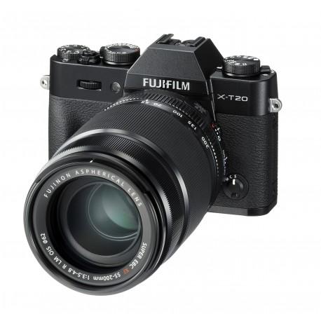 Fuji X-T20 XC16-50 II, 50-230mm silber