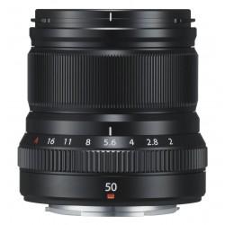 Fuji XF 50mm, 2,0 R WR schwarz