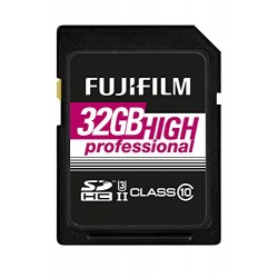 Fuji 32 GB SDHC Karte High Professional