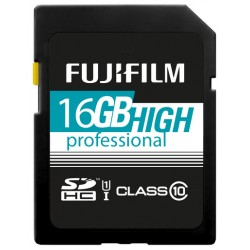 Fuji 16GB SDHC High Performance