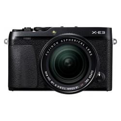 Fuji X-E3 XF 18-55mm schwarz