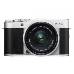 Fuji X-A5 inkl. XC 15-45mm, silber