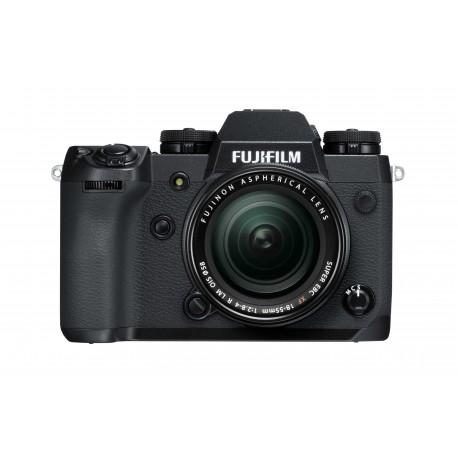 Fuji X-H1 XF 16-55mm