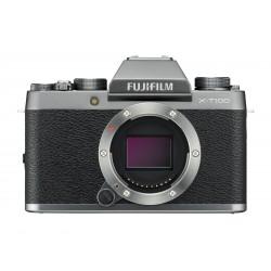 Fuji X-T100 Gehäuse silber