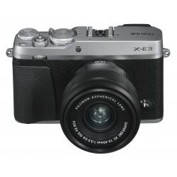 Fuji X-E3 XC 15-45mm silber