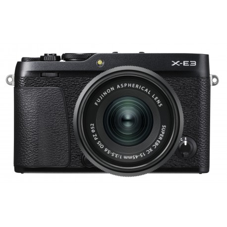 Fuji X-E3 XC 15-45mm schwarz