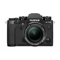 Fuji X-T3 schwarz XF 18-55mm 2,8-4