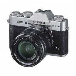 Fuji X-T30 silber 18-55mm 2,8 OIS