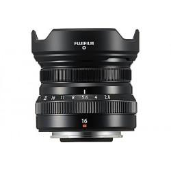 Fuji XF 16mm 1:2,8 schwarz