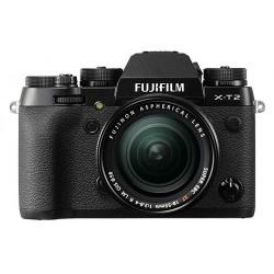 Fuji X-T2 XF 18-55 schwarz