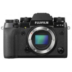 Fuji X-T2 Gehäuse schwarz
