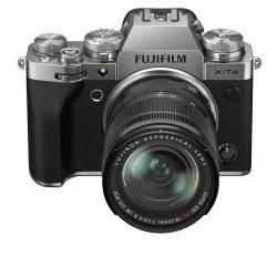 Fuji X-T4 silberXF 18-55mm