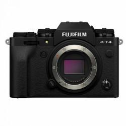 Fuji X-T4 schwarz Gehäuse