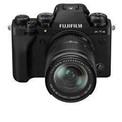 Fuji X-T4 schwarz XF 18-55mm