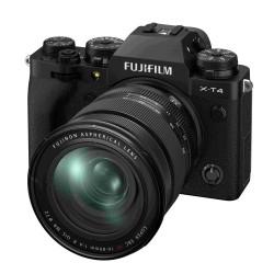Fuji X-T4 schwarz XF 16-80mm