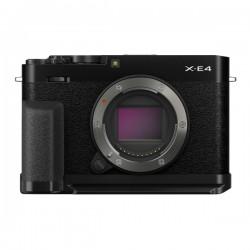 Fuji X-E4 schwarz Gehäuse ACC Kit